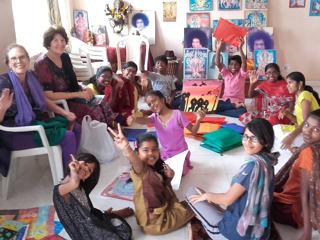 Volunteers Welcome - Prema Dharma Family Home